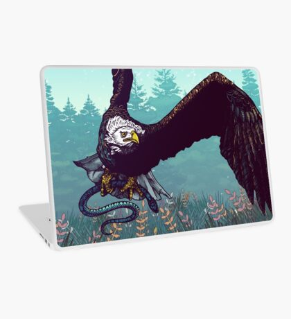 The Hunt Laptop Skin
