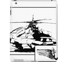 Apache iPad Case/Skin