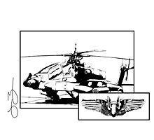 Apache Photographic Print