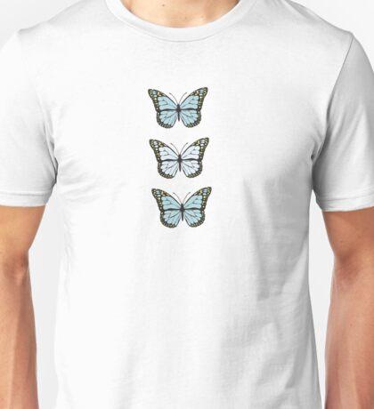 Butterflies collection Unisex T-Shirt