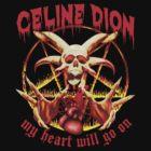 My Heart Will Go on Metal Shirt by ruinedchildhood