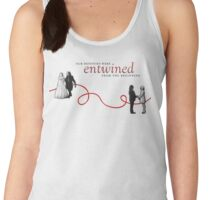 Red String of Fate. Women's Tank Top