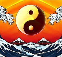 Ying Yang Sunrise by Sadguru