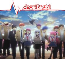 Angel Beats! by outermostdig