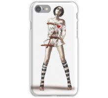 fashion culprit iPhone Case/Skin