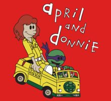 April and Donnie Kids Clothes