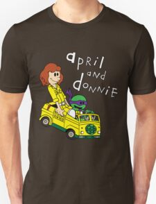 April and Donnie T-Shirt