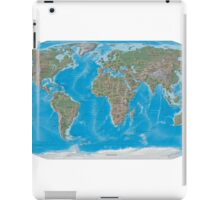 Geography cheat iPad Case/Skin