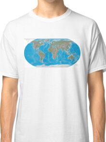 Geography cheat Classic T-Shirt