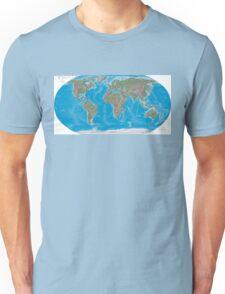Geography cheat Unisex T-Shirt