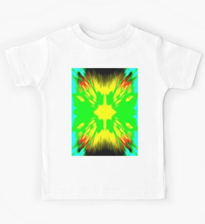 Explosion of Colour Kids Tee