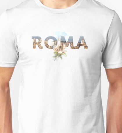 Buona Sera Roma! Unisex T-Shirt