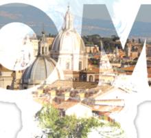 Buona Sera Roma! Sticker