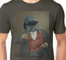 Gentlemen's club of exquisite plumage. Unisex T-Shirt