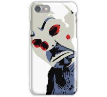 Joker Heist Stencil iPhone Case/Skin