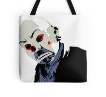 Joker Heist Stencil Tote Bag