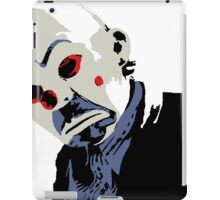 Joker Heist Stencil iPad Case/Skin