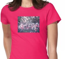 Berry Ice Freeze Womens Fitted T-Shirt