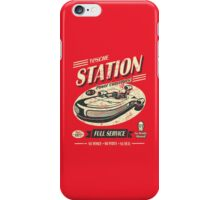 Tosche Station iPhone Case/Skin