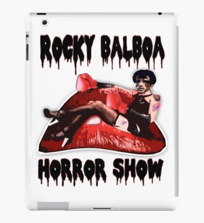Rocky Balboa Horror Show  iPad Case/Skin