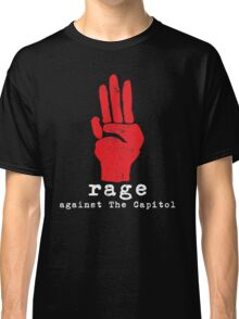 Rage Against The Capitol Classic T-Shirt