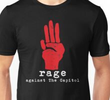Rage Against The Capitol Unisex T-Shirt