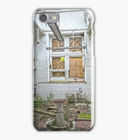 Operating Theatre at the Asylum iPhone Case/Skin