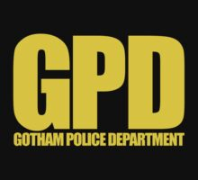 GPD - Gotham Police Department by Cinerama