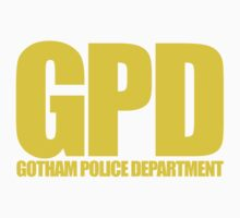 GPD - Gotham Police Department Kids Clothes