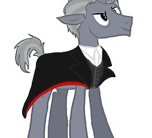 The 12th Doctor Whooves by MicroGalaxies