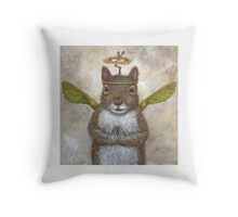 Angel Blake Throw Pillow
