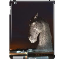 Kelpie in the dark iPad Case/Skin