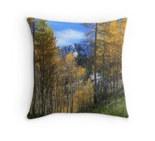 The Morning View Throw Pillows and Tote Bags Throw Pillow