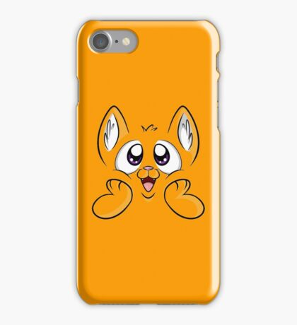 Cuddly Kitty Cat iPhone Case/Skin