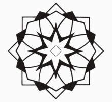 Mandala #218 || Mono Kids Clothes