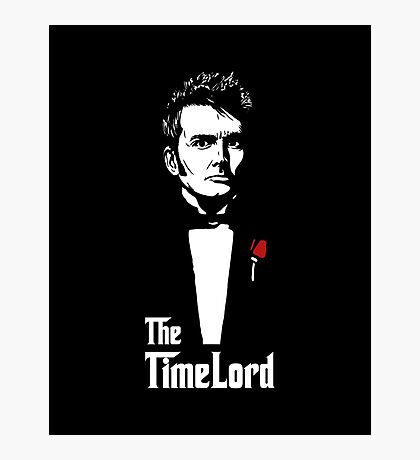 The Lord Of Time Photographic Print