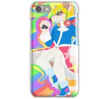 sly shuzo (w background) iPhone Case/Skin