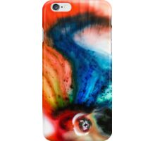 Abstract Colorful Liquid iPhone Case/Skin