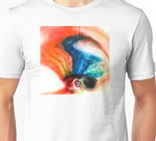 Abstract Colorful Liquid Unisex T-Shirt