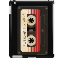 Guardians of the Galaxy - Awesome Mix iPad Case/Skin
