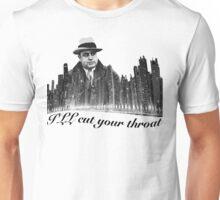 Al Capone (white) Unisex T-Shirt