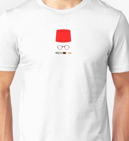 Tuxedo Who? Unisex T-Shirt
