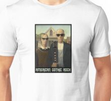 American Gothic Rock T Shirt Unisex T-Shirt