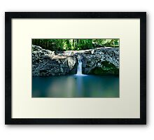 Warringa Pool... Framed Print
