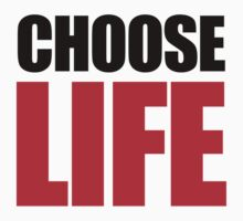 Choose Life by GregWR
