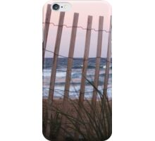 Barrier Lines iPhone Case/Skin