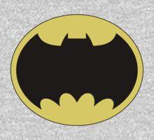 DKR TV round Bat Kids Tee