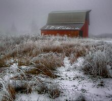 Lets Paint The Town ~ Snow ~ by Charles & Patricia   Harkins ~ Picture Oregon