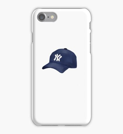Yankees Hat iPhone Case/Skin