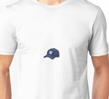 Yankees Hat Unisex T-Shirt